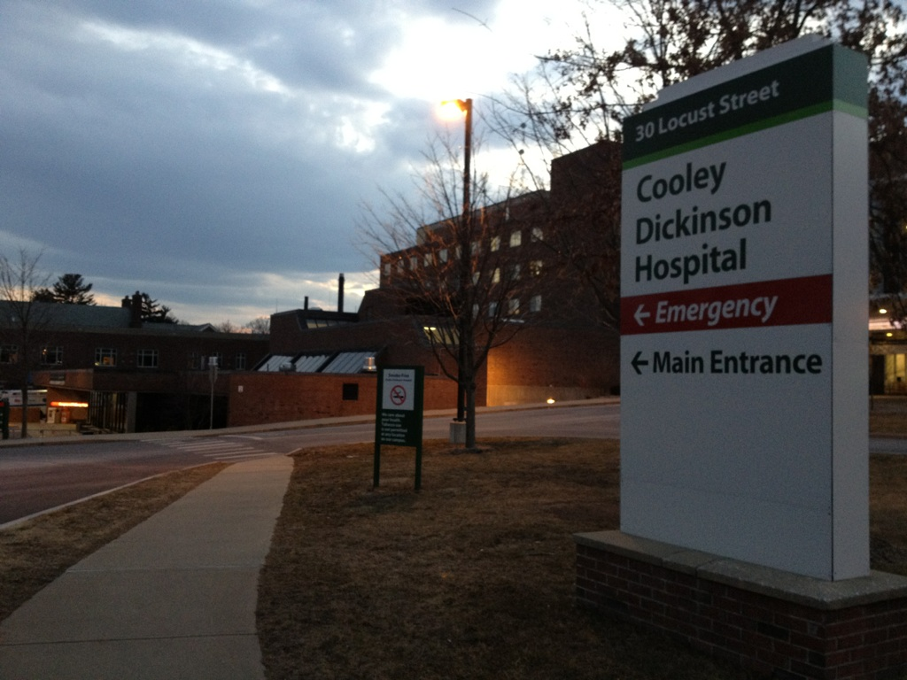 A New Dawn ~ Year Two: Cooley Dickinson Hospital Whately