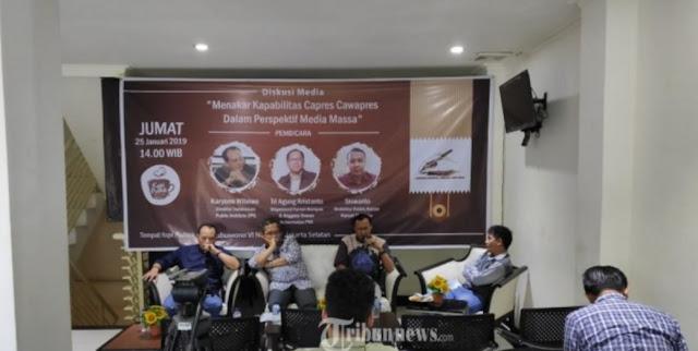 Pengamat: Kalau Prabowo Presiden, Mungkin Media Tidak Sebebas Sekarang