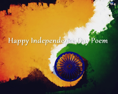 Independence Day Poetry