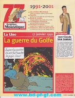 77 Belgique Moustique, 1924  à 2001