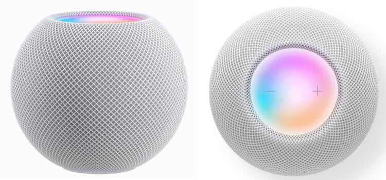 Apple Launches 'HomePod Mini' Smart Speaker