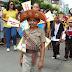Desfile do 7 de Setembro em Serrinha foi uma festa para as famílias