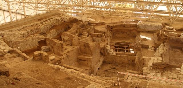 Second domestic quarter found in Çatalhöyük