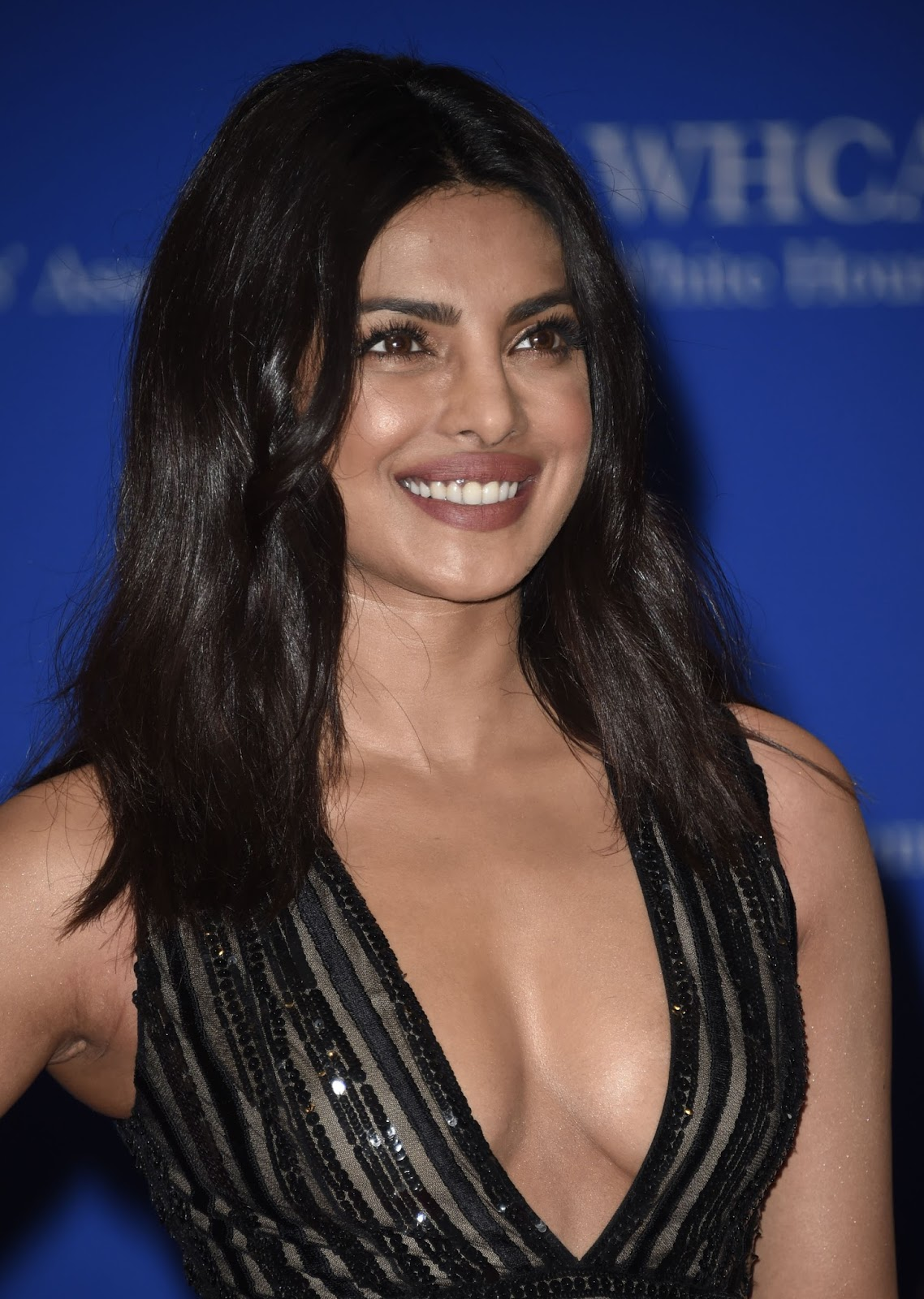 HQ Pictures:Priyanka Chopra stuns at White House Correspondence Dinner ...