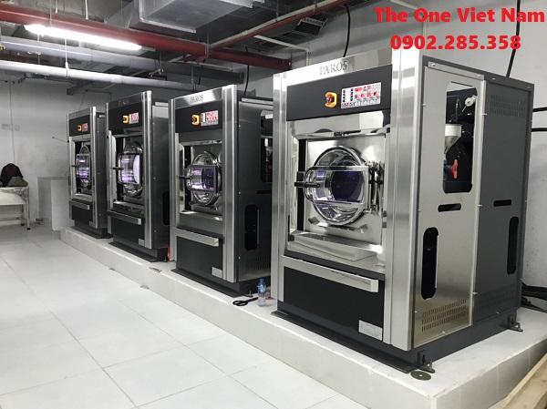 Công ty chế biến thực phẩm nên sử dụng máy giặt công nghiệp