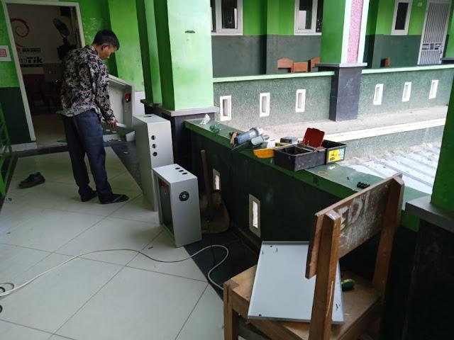 SMK Yasmida Ambarawa Akan Menerapkan Fiber Optik