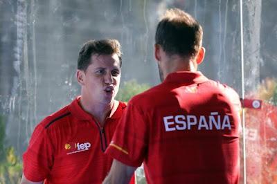 España ya tiene las dos selecciones con las que asaltará el XII Campeonato de Europa de Pádel en Marbella.