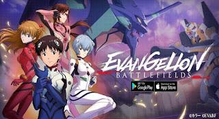 Evangelion Battlefields Apk Terbaru