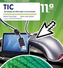 Pdf do Novo livro de Tic's para alunos da 11a classe