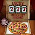 Order the Lucky 777 Delivery Promo and save as much as P580 at Shakeys