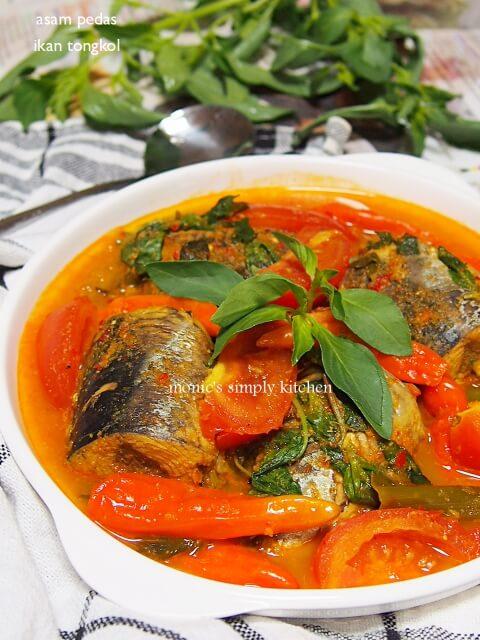 resep asam pedas ikan