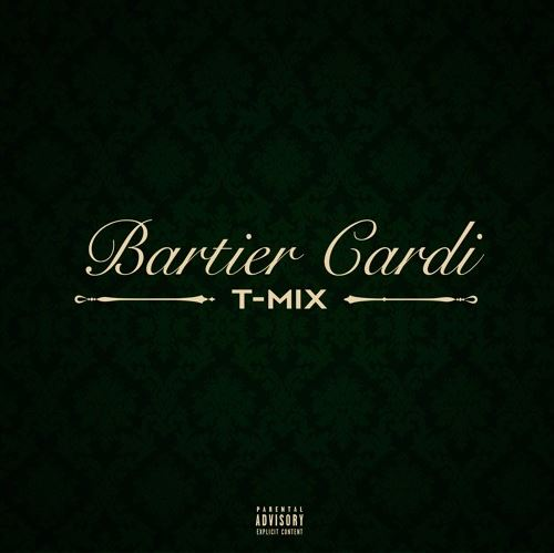 MUSIC  T-Pain – Bartier Cardi Remix