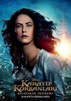 Pirates of the Caribbean Dead Men Tell No Tales Poster Kaya Scodelario 3