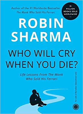 Who Will Cry When You Die? pdf free download