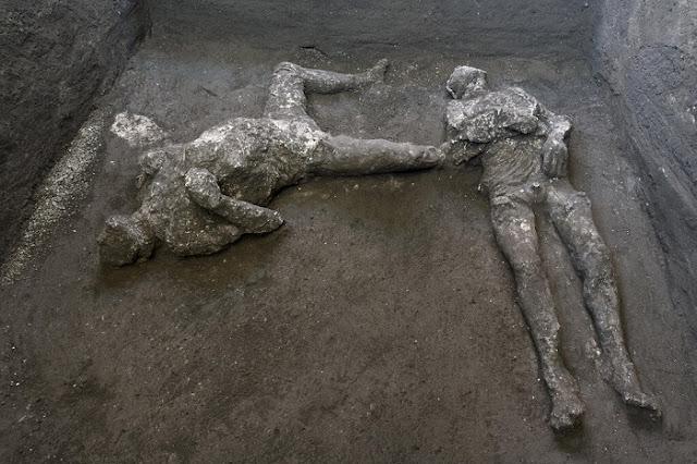 sejarah kota pompeii