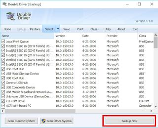 Cara Backup Driver Menggunakan Aplikasi Double Driver