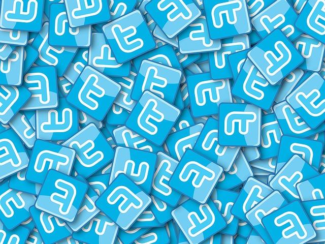 Pasang Icon Twitter