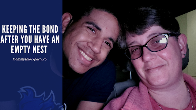 Keeping the Bond After You Have an Empty Nest