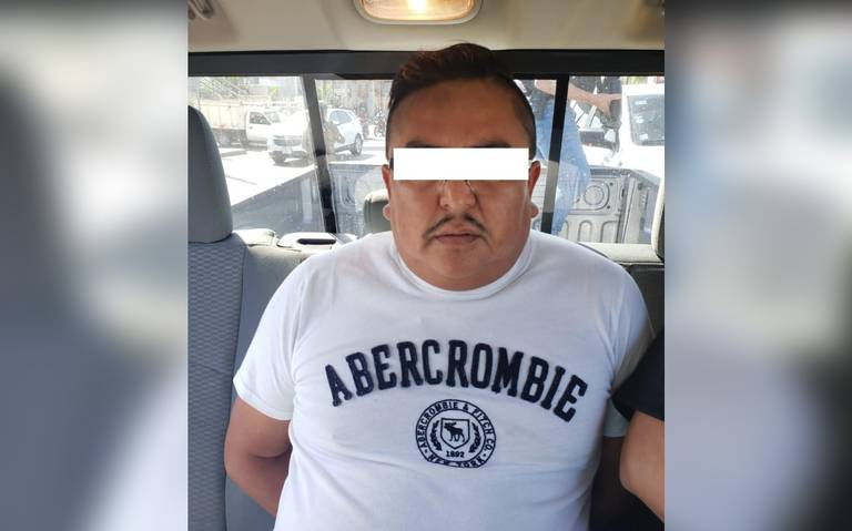 """Detienen en Centro Comercial a """"El Yeyo"""" ex-líder del Cártel de Santa Rosa de Lima, El Marro lo buscaba por traicionero al cambiarse al CJNG"""