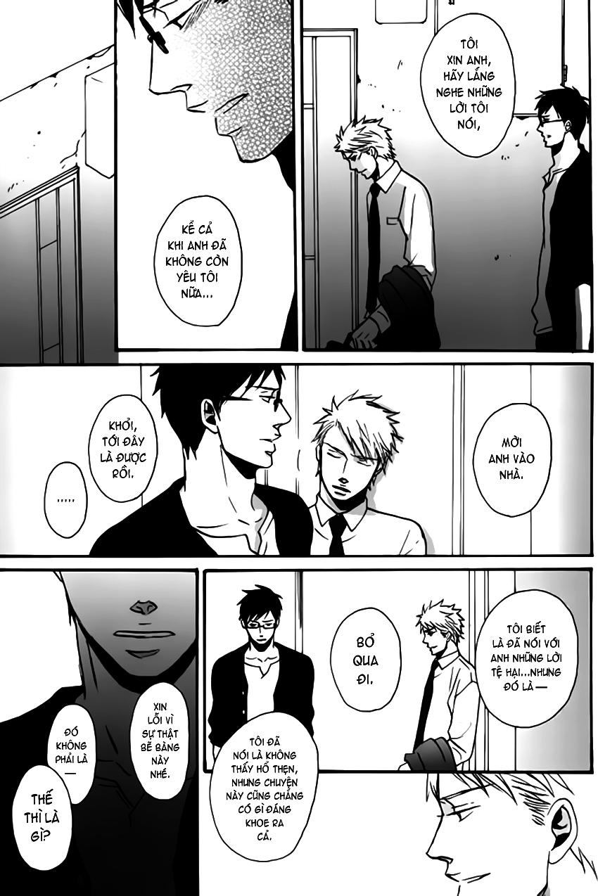 Trang 22 - Dù Thế Nào Em Vẫn Yêu Anh--EXTRA 4--END--[ShuShi Group] (- Yoneda Kou) - Truyện tranh Gay - Server HostedOnGoogleServerStaging
