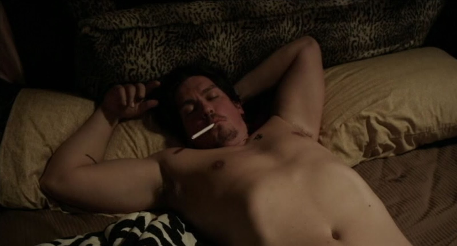 nude Steve howey
