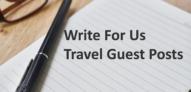 Guest post on travel blog