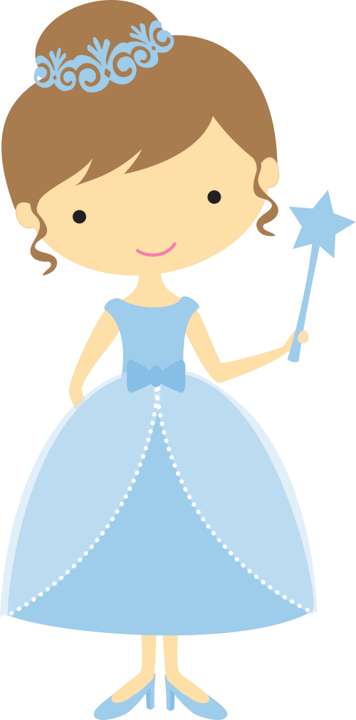 Pretty Princess Clip Art Oh My Fiesta In English