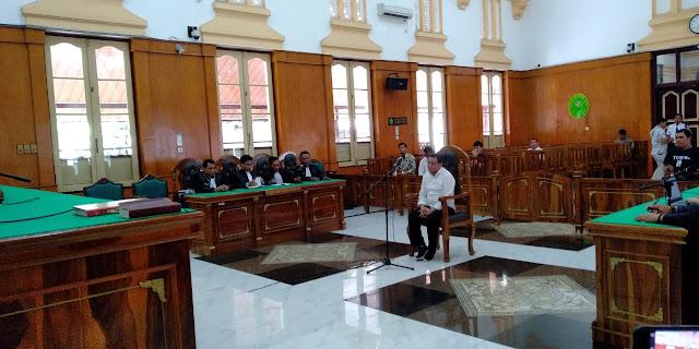 Penyuap Walikota Medan Divonis 2 Tahun Penjara
