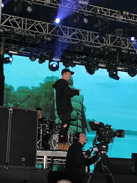 Leeds Festival 2018 NF