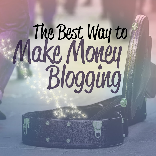 The Best Way to Make Money Blogging on Blogging As I Learn It