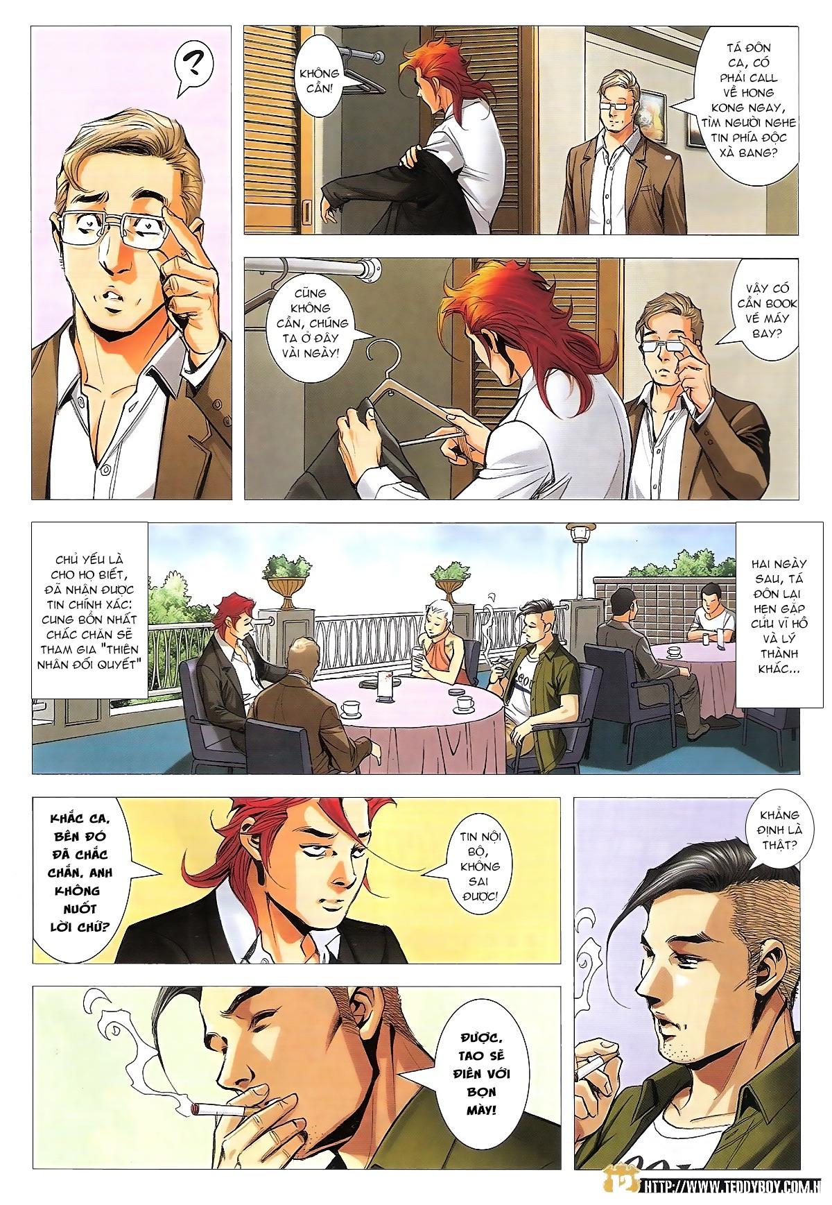 Người Trong Giang Hồ chapter 1822: tẩy của tiểu đông trang 11