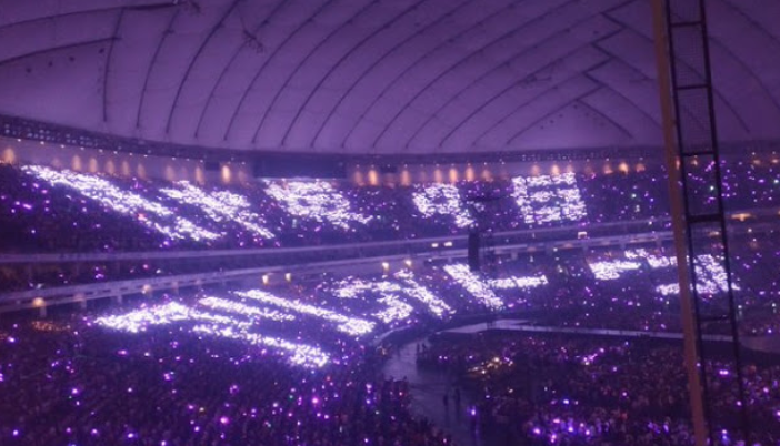 Incredible new record at Nogizaka46 Tokyo Dome concert