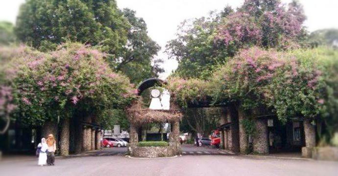 Jalan Tamansari (Depan ITB )