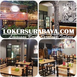 Dibutuhkan Tenaga Kerja di RM. Warung Catsy Surabaya Terbaru Juni 2019
