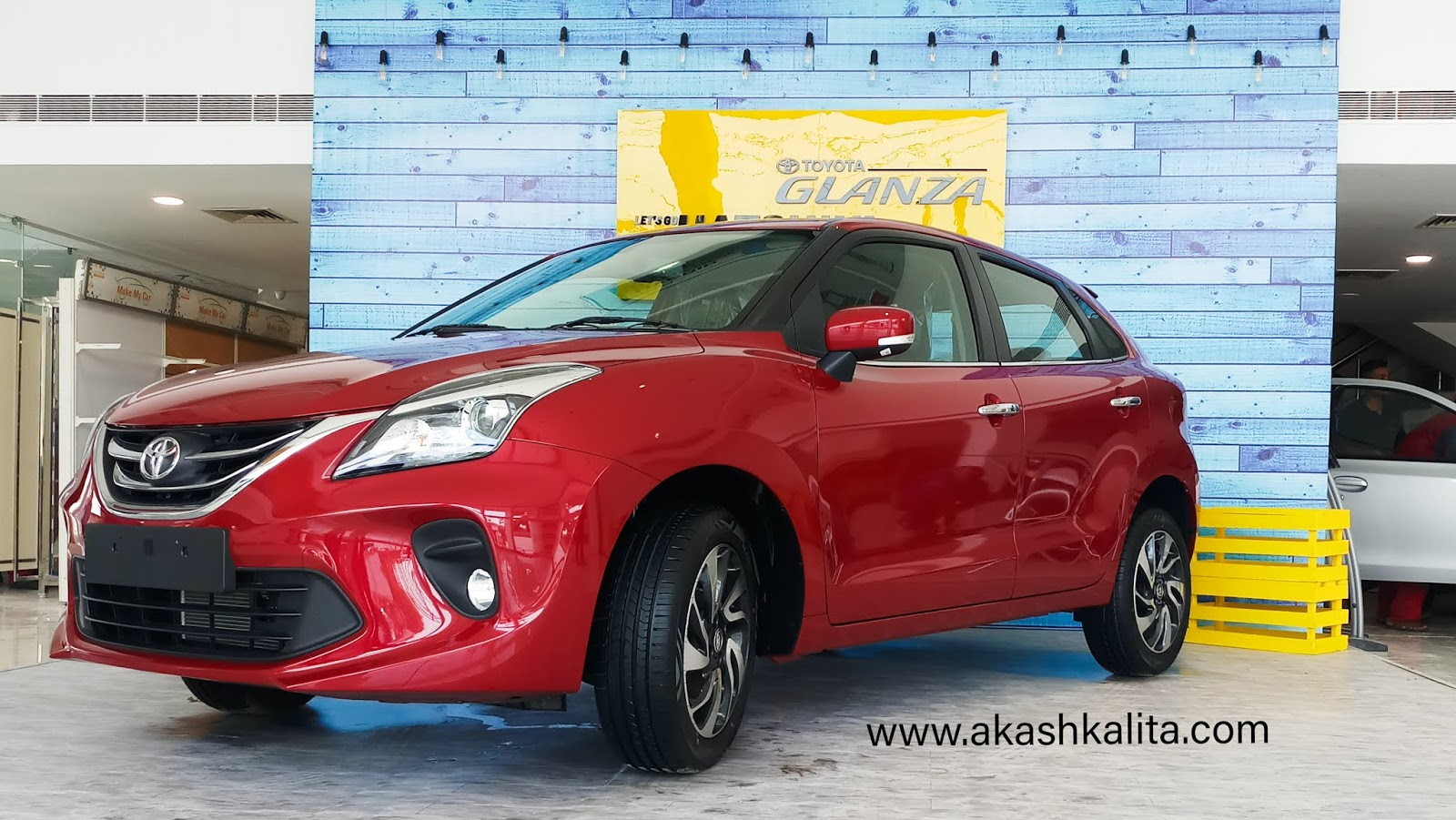 Akash Kalita Toyota Glanza Price And Specifications