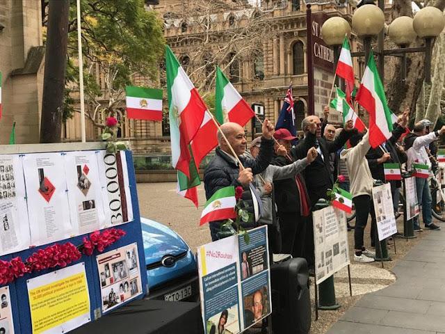حملة دولية للمقاضاة من أجل شهداء مجزرة العام 1988في إيران