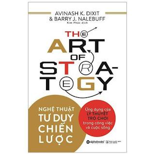 Sách - Nghệ thuật tư duy chiến lược ebook PDF-EPUB-AWZ3-PRC-MOBI