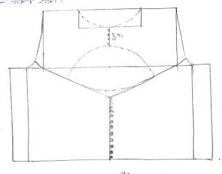 Boat-neck-blouse