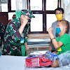 Pangdam Hasanuddin, Berikan Bantuan Pada Anak-Anak Penderita Kanker di RSUP Dr Wahidin Sudirohusodo