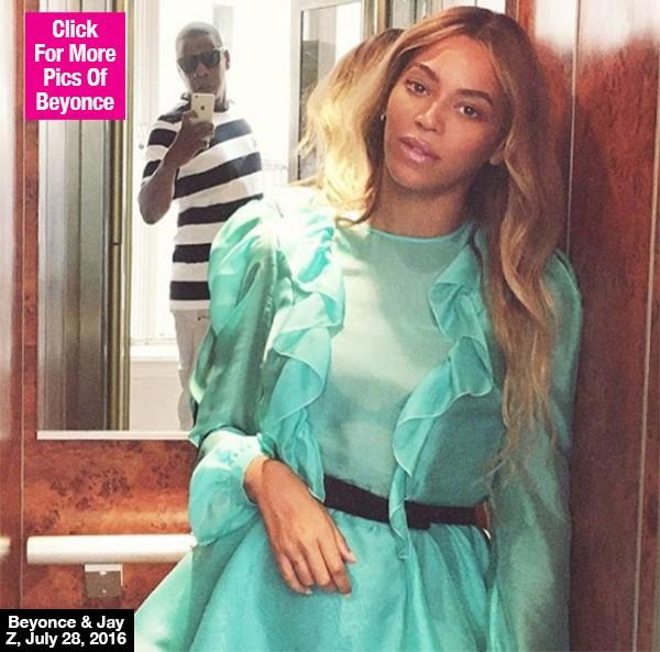 Beyoncé Without Makeup — Copy Her Low-Key Vacation Beauty