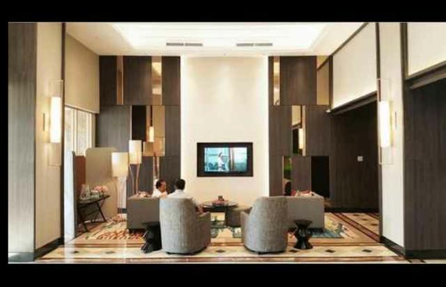 Sewa apartemen harian