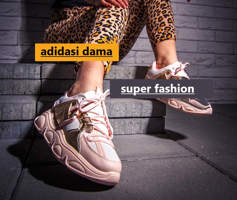 Adidasi dama ieftini modele noi moderni cu talpa groasa sau inalta, cu platforma