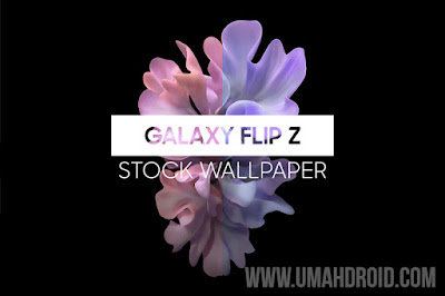 Wallpaper Samsung Galaxy Flip Z