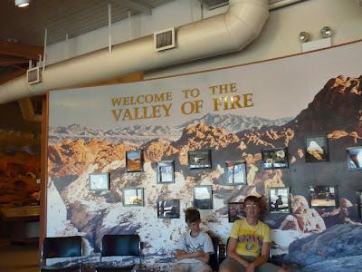 visite La Vallée du Feu USA