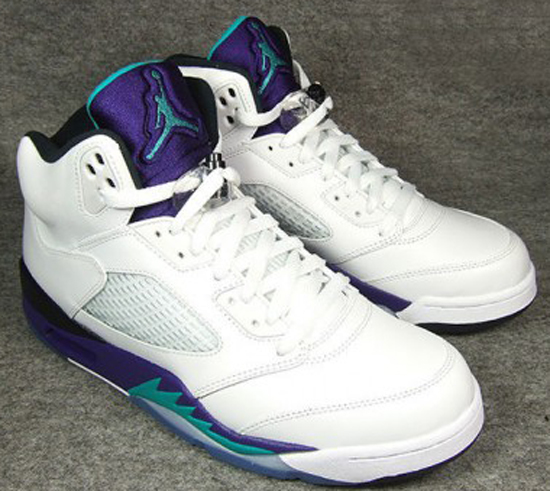separation shoes 371ac 9e6d8 We last saw this original Air Jordan V colorway in September of 2006 as a  limited LS