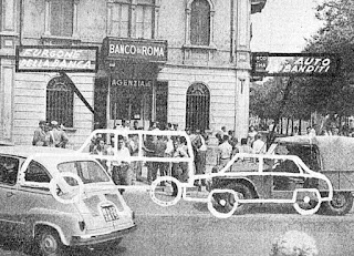 1957: Milano Corriere dell'informazione rapina di Wagner