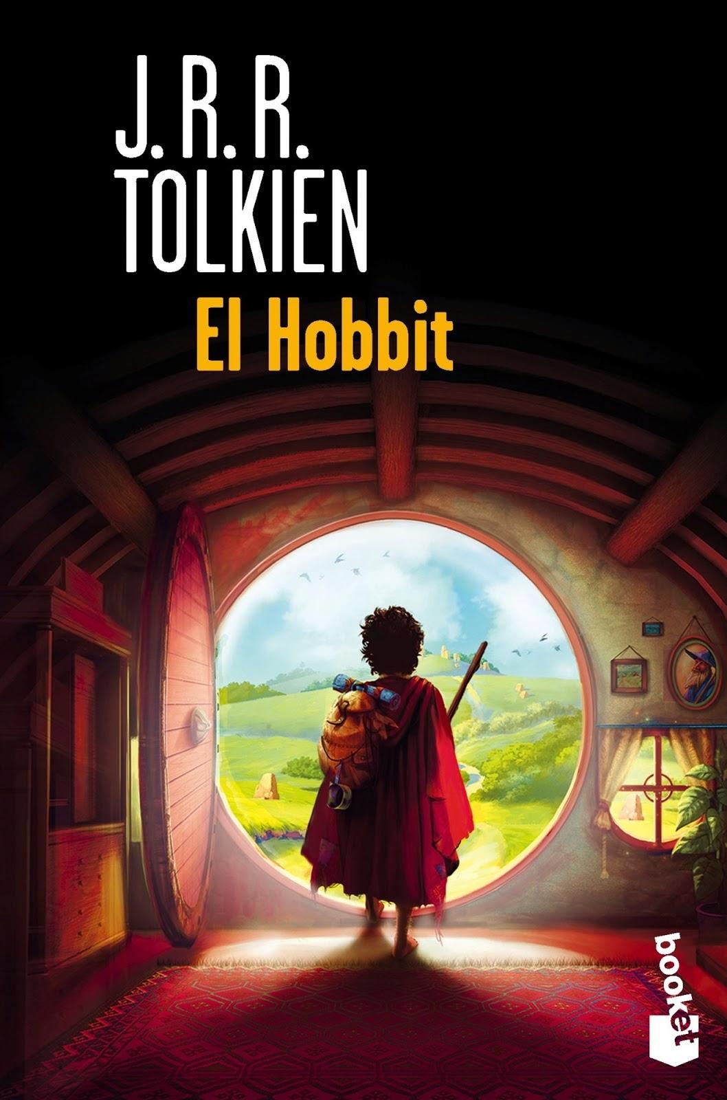 Tormenta de Libros: Reseña: El Hobbit - J. R. R. Tolkien