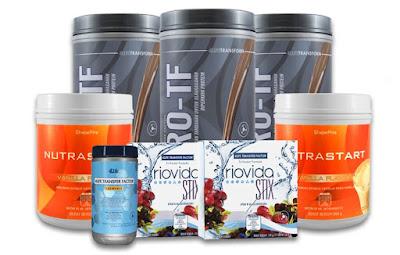 Paket Pro TF Chocolate Launch Pack