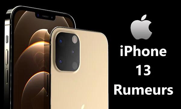 La fuite de l'iPhone 13 : de grandes mises à niveau pour deux modèles.