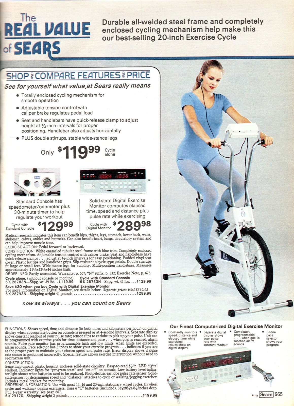 Sears Catalog Exercise